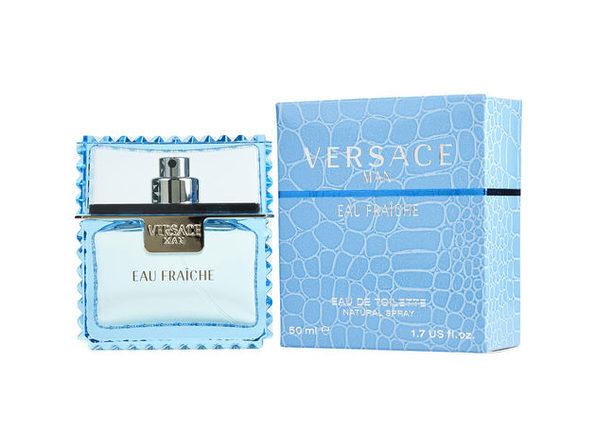 VERSACE MAN EAU FRAICHE by Gianni Versace EDT SPRAY 1.7 OZ 100% Authentic