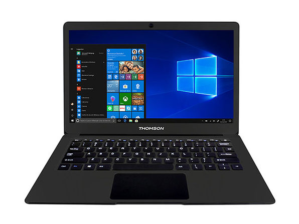 Thomson NEOX 13 1.1GHz Intel Celeron 32GB SSD Windows 10 Laptop (Black)