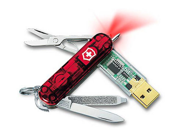 Utility Pocket Knife With 16gb Usb Drive Stacksocial
