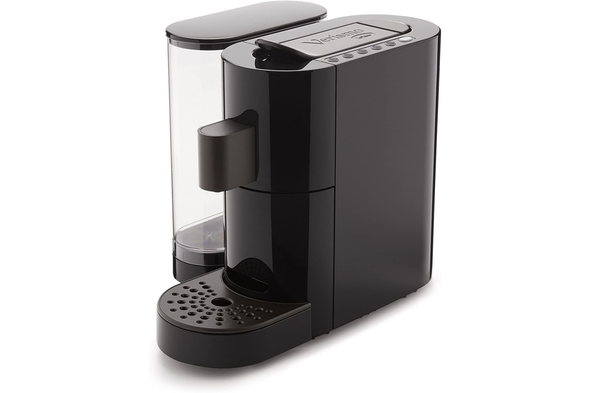 Starbucks Verismo System, Coffee and Espresso Single Serve Brewer Black, on sale for $133.99