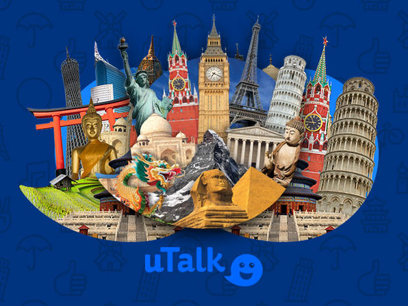 uTalk Lifetime Subscription - All 130 Languages - Product Image