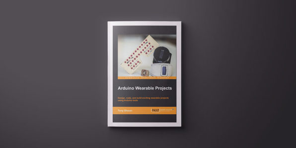 Arduino Wearable Projects - Product Image