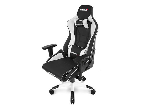 AKRacing™ Masters Series PRO Gaming Chair (White)