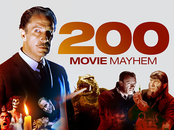 movieSPREE: 200 Movie Mayhem
