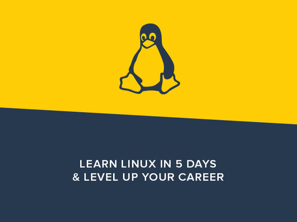 Learn Linux in 5 Days & Level Up Your Career - Product Image