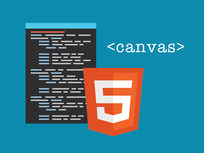 Mastering HTML5 Canvas - Product Image