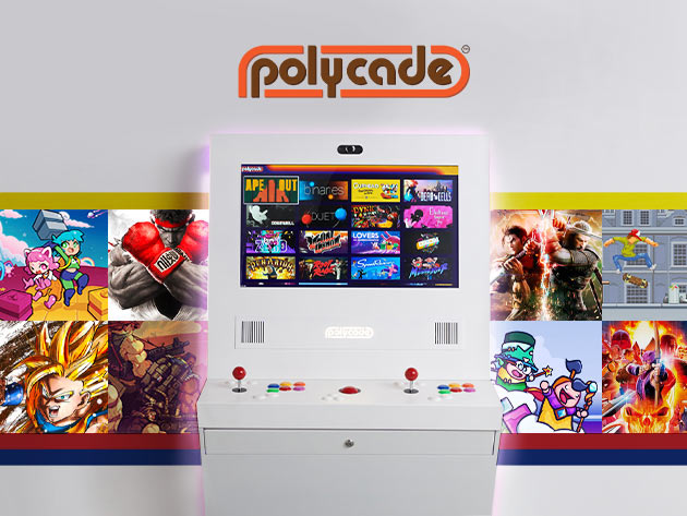 Enter to Win this Epic Home Arcade System + 54 Built-In Modern & Retro Games — Worth $4k Total!