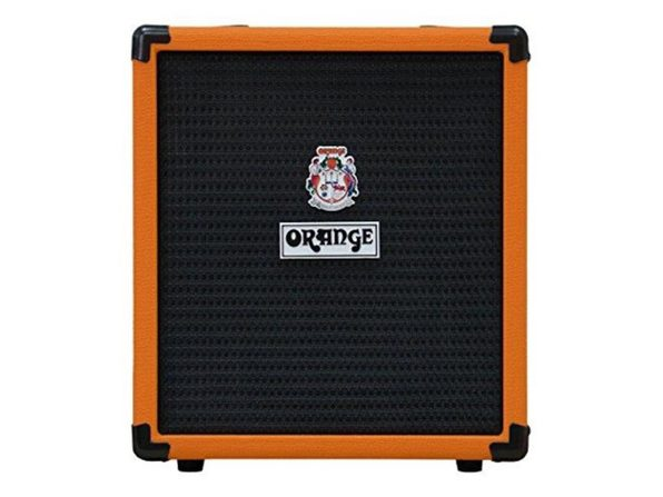 Orange Amps Crush Bass 25W Powerful Active Parametric EQ Guitar Combo Amplifier (Used, Damaged Retail Box)