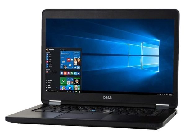 "Dell Latitude E5450 14"" Laptop, 2.9 GHz Intel i7 Dual Core Gen 5, 8GB RAM, 500GB SATA HD, Windows 10 Home 64 Bit (Renewed)"