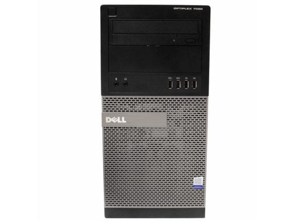 Dell Optiplex 7020 Tower PC, 3.33GHz Intel i5 Quad Core Gen 4, 4GB RAM, 500GB SATA HD, Windows 10 Home 64 Bit (Renewed)