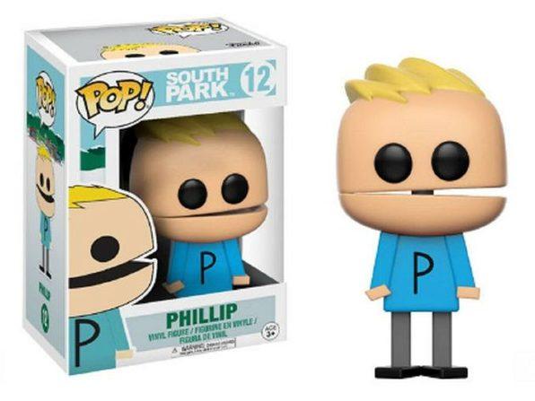 Funko Pop! South Park Phillip Vinyl Figure #12 - Product Image