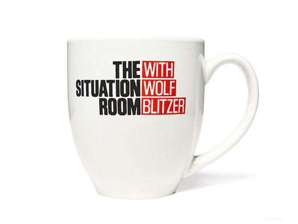 Situation Room Mug White - Product Image