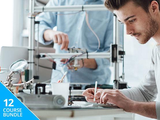 CAD & 3D Printing eBook Bundle By Make Discount