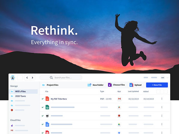 Rethink Files Discount