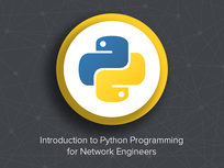 Introduction to Python Programming for Network Engineers - Product Image