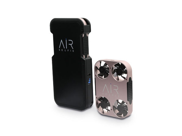 AirSelfie2 RoseGold with Power Bank