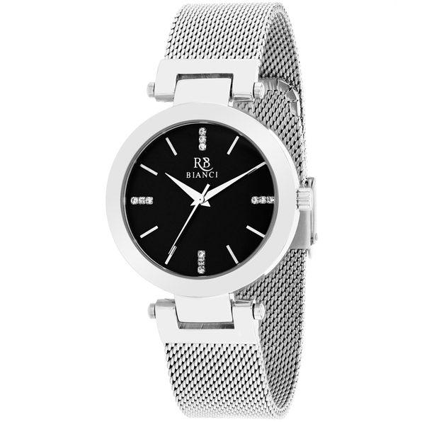 Roberto Bianci Women's Cristallo Black Dial Watch - RB0401 - Product Image