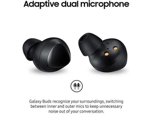 Samsung Galaxy Buds Bluetooth True Wireless Earbuds With Wireless Charging Case No Box Stacksocial