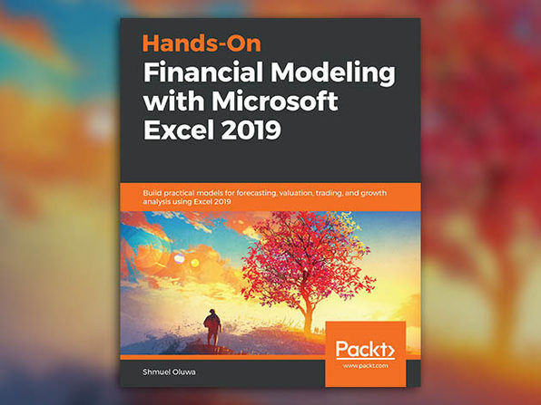Hands-On Financial Modeling with Microsoft Excel 2019 - Product Image