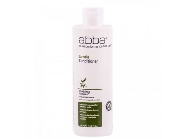 ABBA 45597 Pure Gentle Conditioner, 6.76 Oz - White