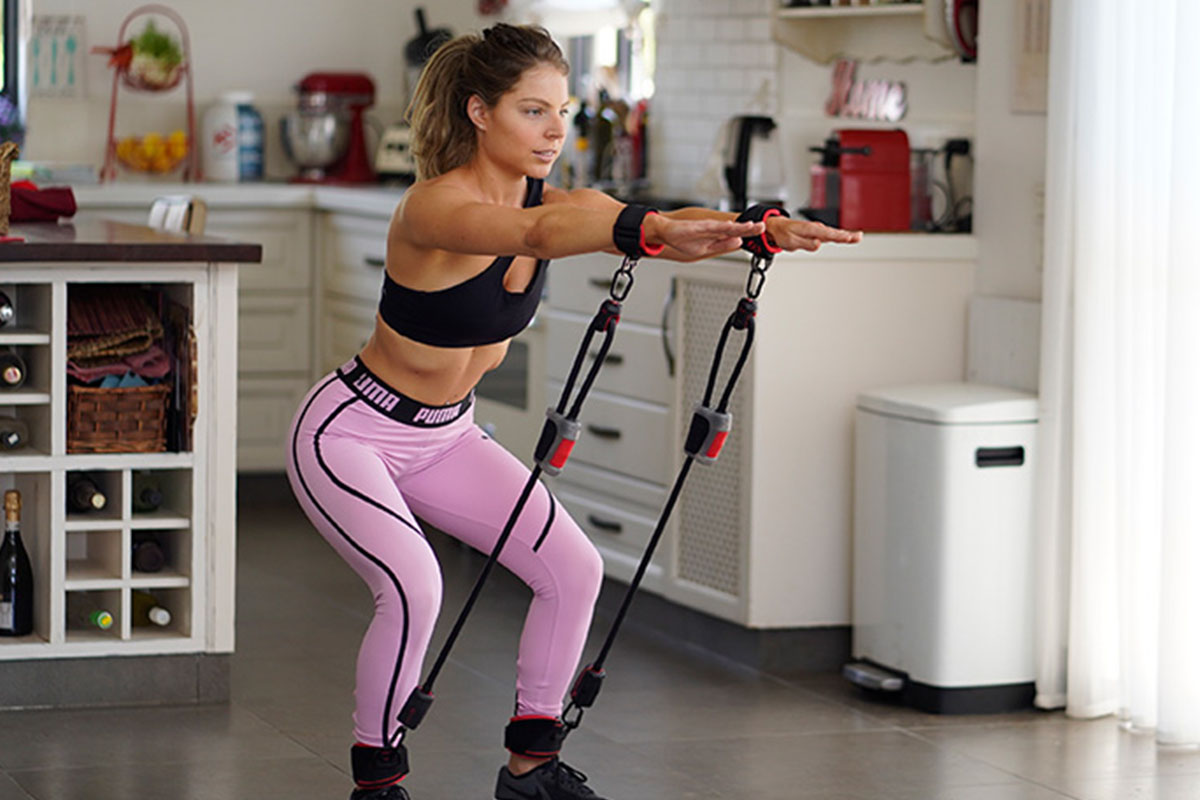 HYFIT Smart Portable Training System, on sale for $211.65 when you use the coupon code at checkout