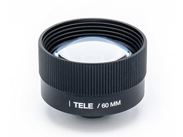 Lemuro 60MM Tele Portrait Lens for iPhone (Black)