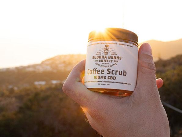 Buddha Beans Coffee Scrub