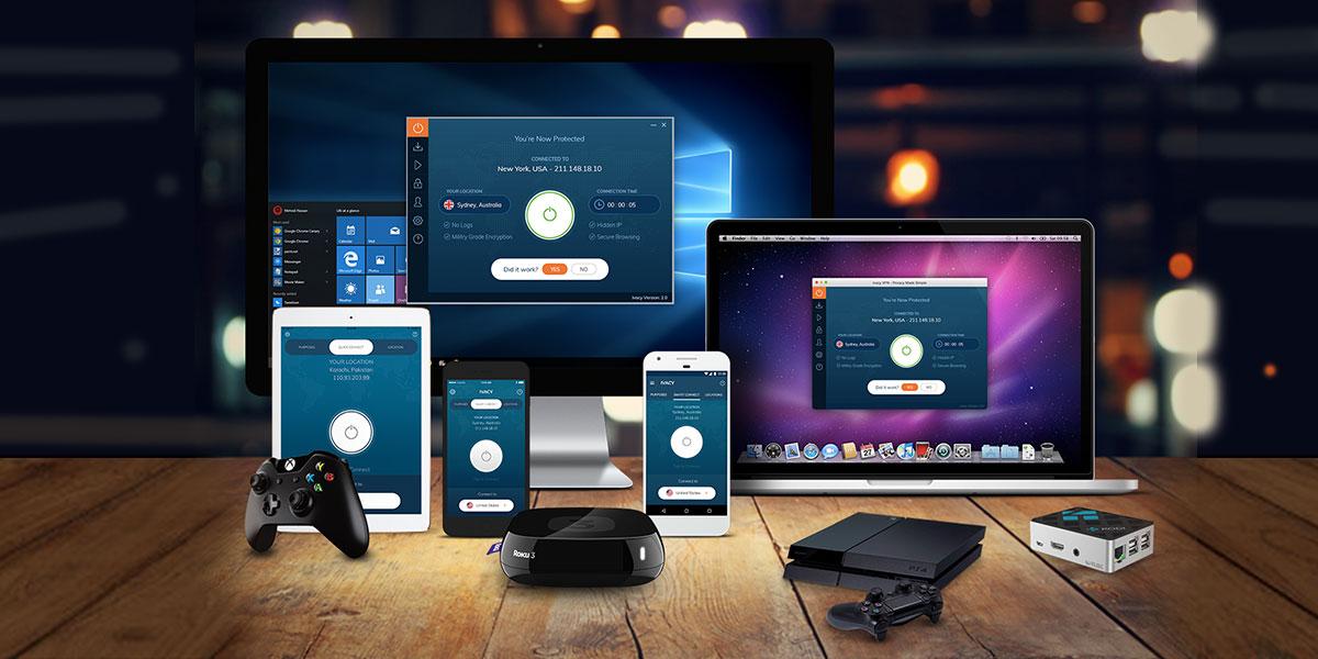 Ivacy VPN: Lifetime Subscription