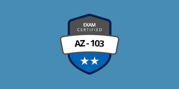 Microsoft Azure AZ-103 Exam Prep - Product Image