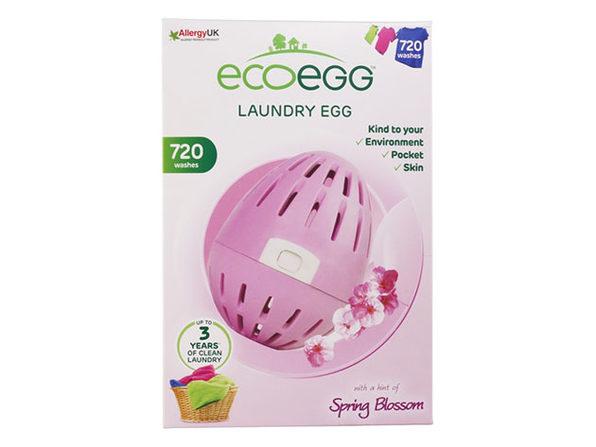 Ecoegg™ Bundle: Laundry Egg + Dryer Egg + Mega Detox Tab (Spring Blossom)