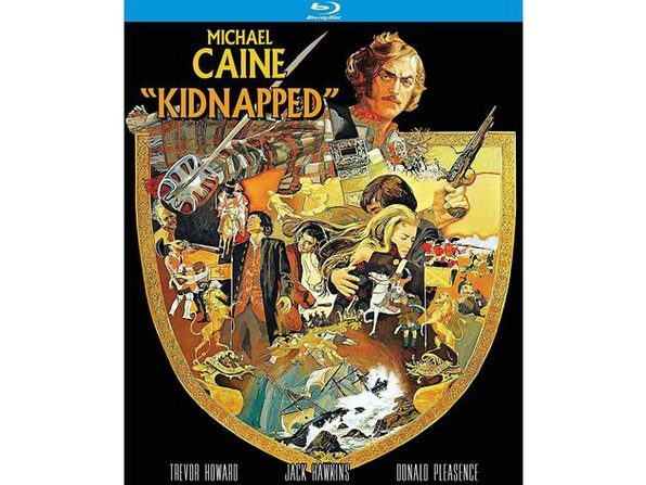 Kidnapped - Blu-ray DVD (New Open Box)