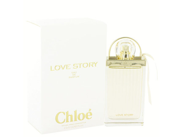 Love Story Eau De Parfum Spray 2.5 oz For Women 100% authentic perfect as a gift or just everyday use