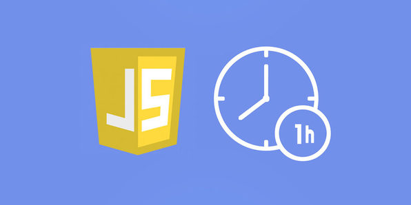 Learn JavaScript In 1 Hour - Product Image