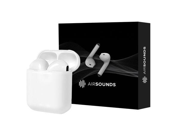 AirSounds True Wireless Bluetooth Earbuds