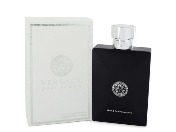 Versace Pour Homme by Versace Shower Gel 8.4 oz