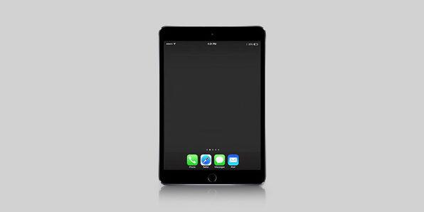 """Apple iPad Mini 4 7.9"""" 16GB WiFi Space Gray (Certified Refurbished)"""