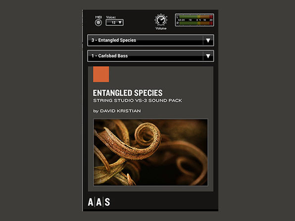 Entangled Species Sound Pack - Product Image