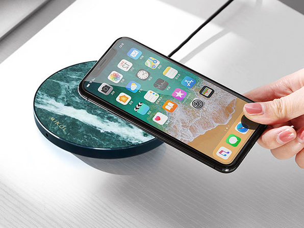 Marble Wireless Charging Pad