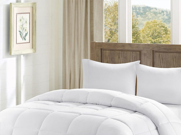Bibb Home Down Alternative Microfiber Comforter (King)