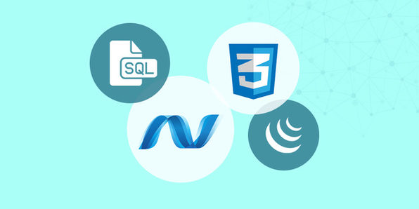 A SQL Server, ASP.NET, CSS, C# & jQuery Course - Product Image