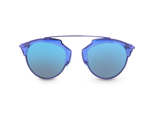 28d06122dc00 Dior So Real Sunglasses (Blue Blue)