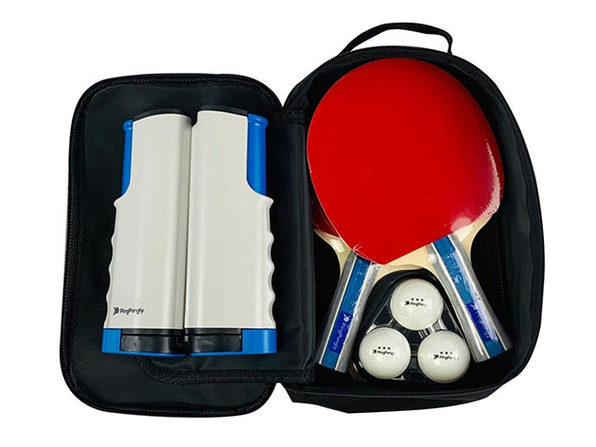 PingPongly™ Retractable Table Tennis Set