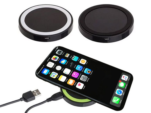 Mini Qi Wireless Charging Pad