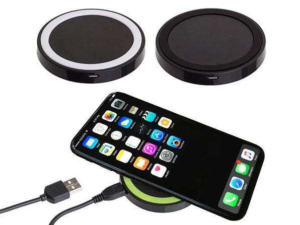 Mini Qi Wireless Charging Pad
