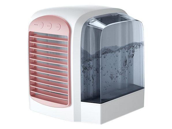Kinkoo Mini Portable Air Conditioner (Pink)