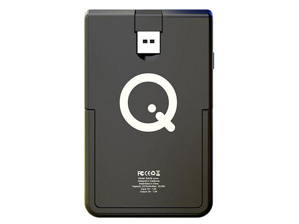 SoloQi® SLIM True Wireless Charger (Black)