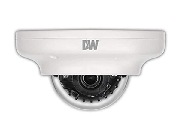 4MP,2.8MM,WDR,IR,VNDL DOME,12VDC/POE - Product Image