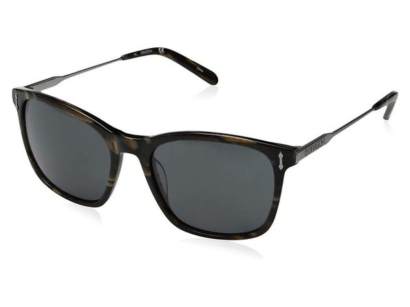 Dragon Alliance 37246 Jake Sunglasses for Men/Women, Smoke - Gray