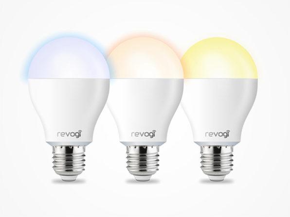Revogi Smart Color Bluetooth Led Bulb Stacksocial
