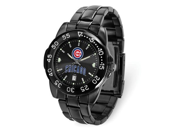 MLB Mens Chicago Cubs Fantom Watch - Product Image